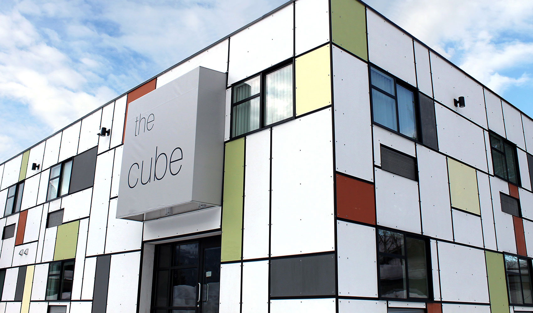 Revelstoke Hotel - The Cube offers the privacy of a hotel and the social atmosphere of a hostel.